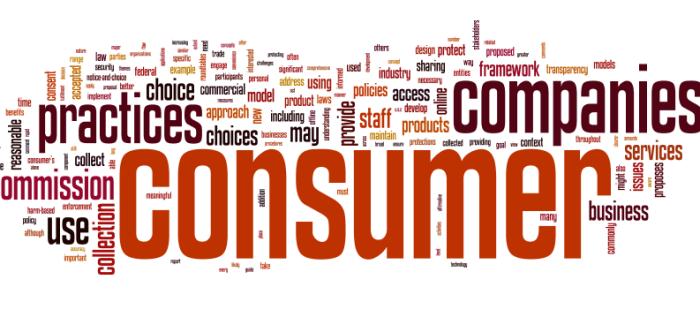 politica dei consumatori