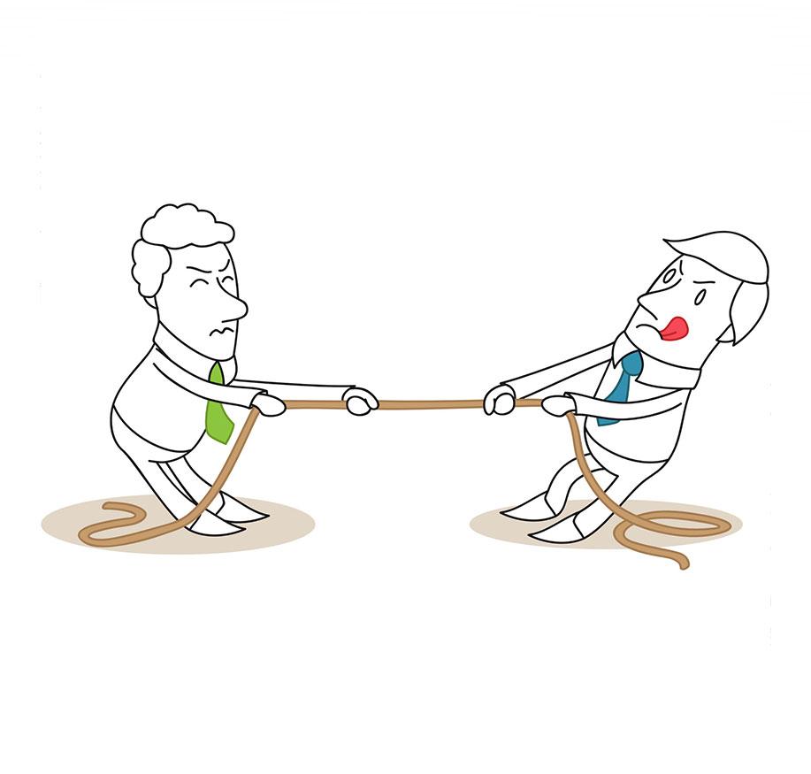 soluzione conflitto aziendali