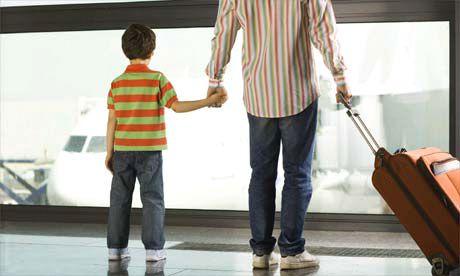 genitore con i figli