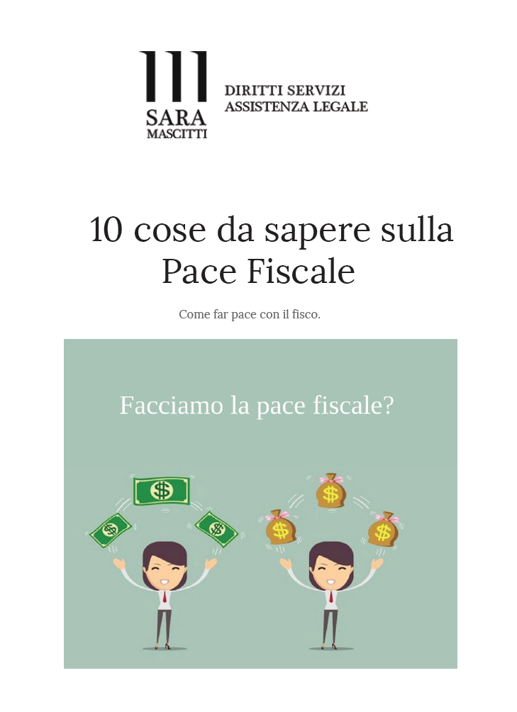 ebook pace fiscale